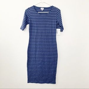 NWT LuLaRoe Julia Dress XS #2320